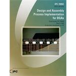 IPC-7095C: Design and Assembly Process Implementation for BGAs